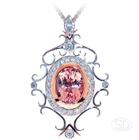 Ornate-Morganite-Pendant1