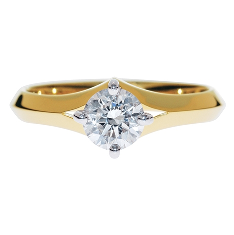 engagement-ring-white-and-yellow-gold-round-brilliant-cut-diamond-brisbane-southside-handcrafted-jeweler-2.jpg
