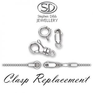 3 different types of clasps
