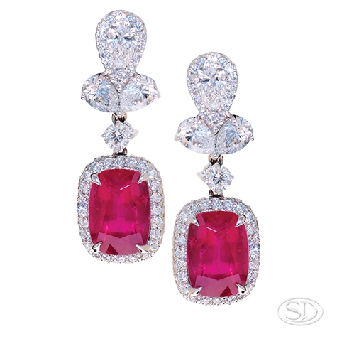 DSC6329-ruby-diamond-drop-earrings-custom-made-jeweler-handmaking-jeweller-Brisbane.jpg