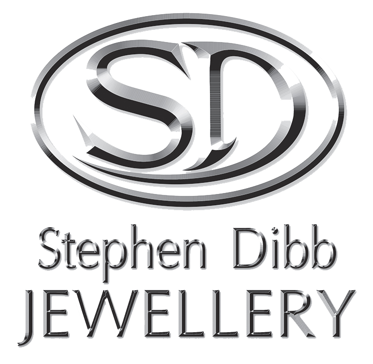 SDJ logo chrome transparent
